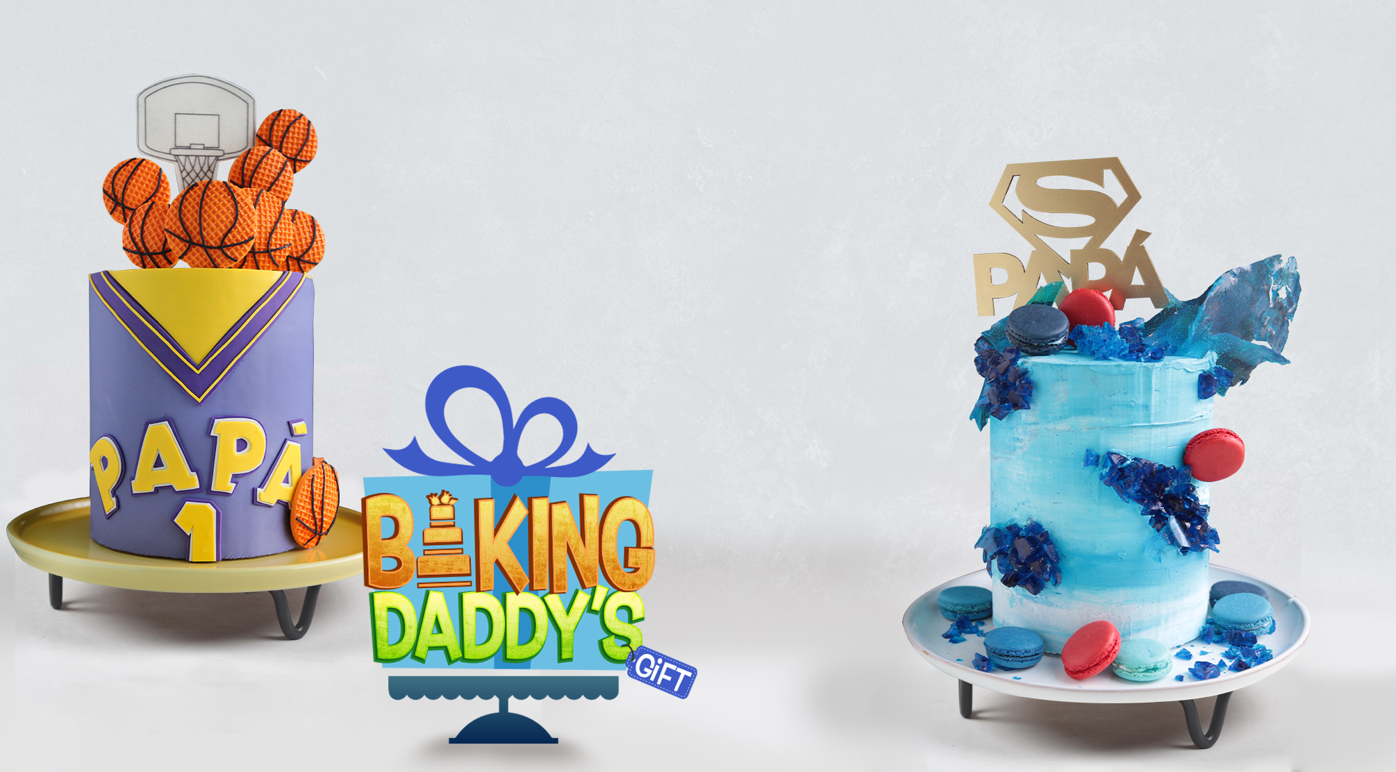 Baking daddy's gift