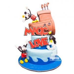 Mickey's Boat