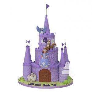 The Purple Castle