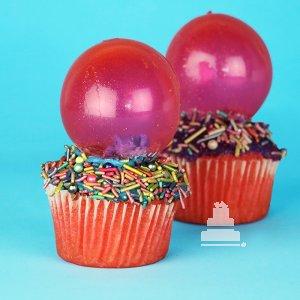 Bubblepop Cupcakes