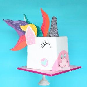 Unicorn Valentine´s Box