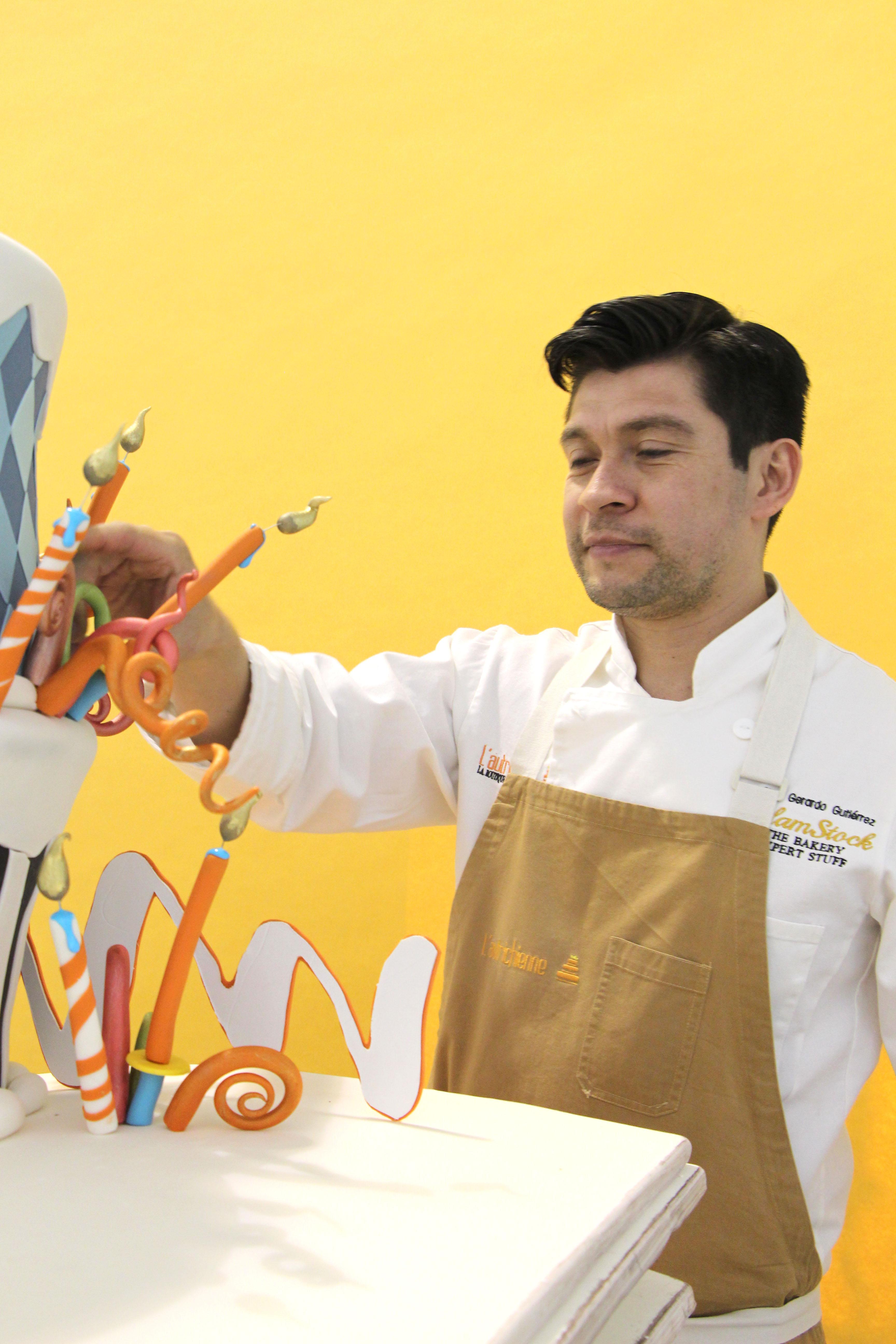 Chef Gerardo Gutiérrez / 1er Aniversario