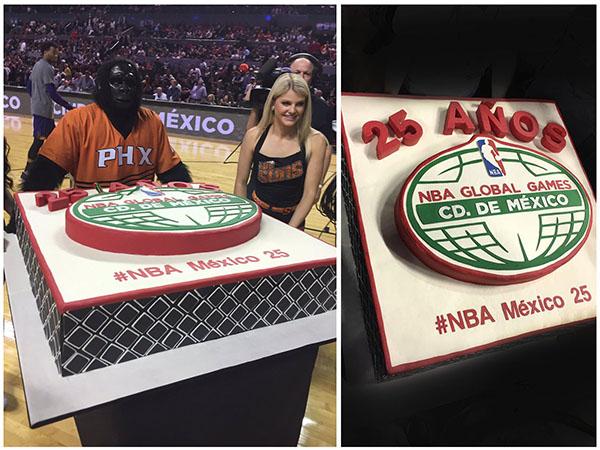 25 Años de la NBA en México