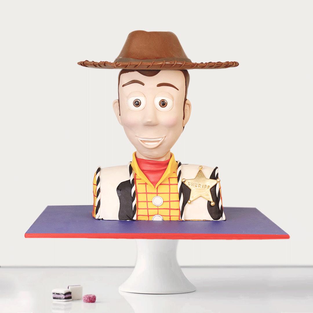 Curso Woody Cake